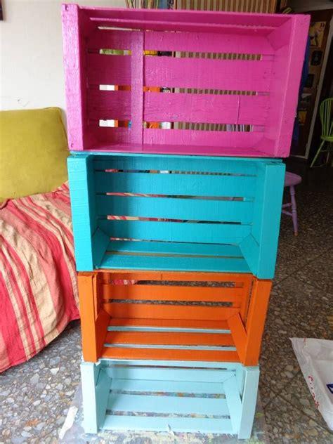 muebles reciclados cajones de verdura reciclados buscar con
