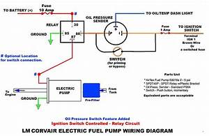 F150 Fuel Pressure Relay Switch Wiring Diagram