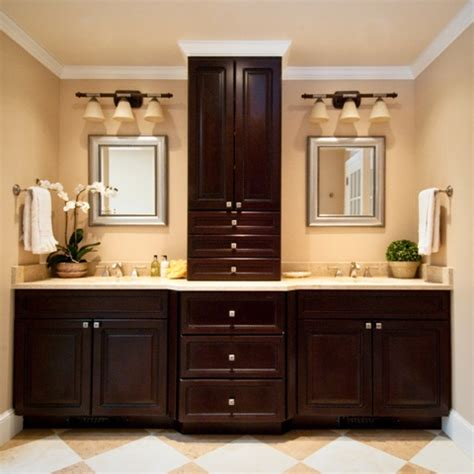 ideas for bathroom vanities and cabinets developing designs by jens sisino photography