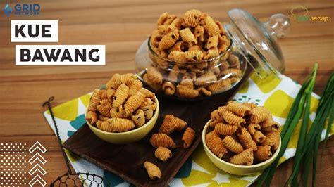 10 inspirasi kue kering khas lebaran, cocok disantap saat bersama keluarga menyambut hari raya idul fitri 2020. Resep Kue Lebaran: Resep Kue Bawang Terbaru, Unik dan Enak Banget! - YouTube