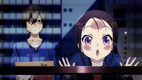 kawaii yu otosaka ayumi otosaka gif anime