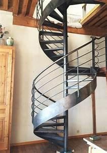 Escalier Colimaçon Pas Cher : fabricant escaliers m talliques design sur mesure pr s de ~ Premium-room.com Idées de Décoration