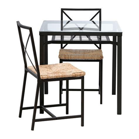 table a manger cuisine granås table et 2 chaises ikea