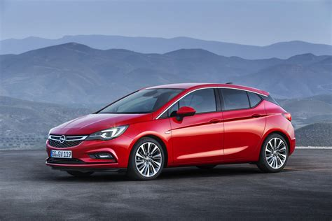 vauxhall astra all new opel astra is up to 200 kg lighter debuts 145ps 1