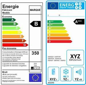 Etiquette Energie Voiture : electrom nager une tiquette nergie new look ~ Medecine-chirurgie-esthetiques.com Avis de Voitures