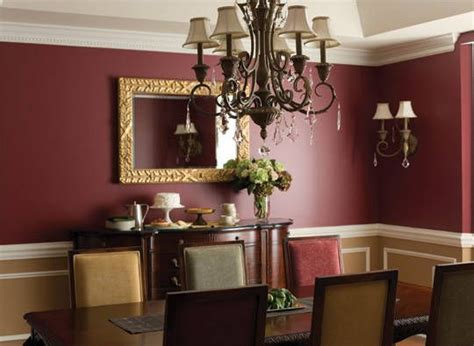 Best 10 Red Dining Rooms Ideas On Pinterest Long Walls
