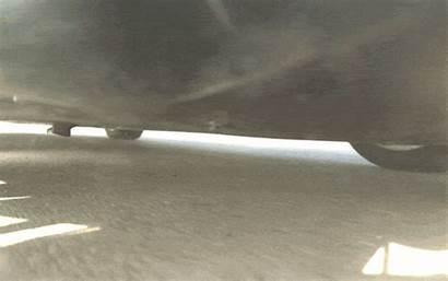 Tesla Underbody Titanium Shield Hitch Aluminum Concrete