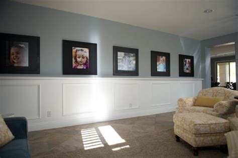 decorating with portraits entryway filled with
