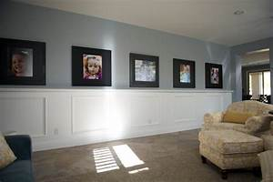 Decorating with Portraits~Long entryway filled with ...