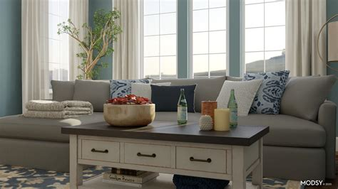 Spend this time at home to refresh your home decor style! Coffee Table With Hidden Storage   Traditional/Classic-Style Living Room Design Ideas