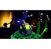 Roger Rabbits Car Toon Spin 1080p POV Disneyland Resort
