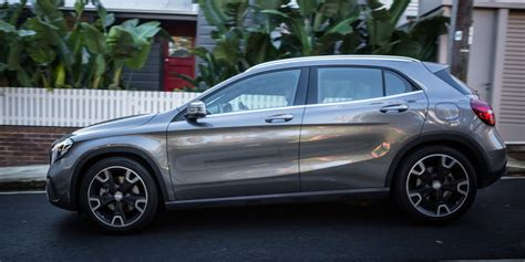 mercedes benz gla matic review caradvice