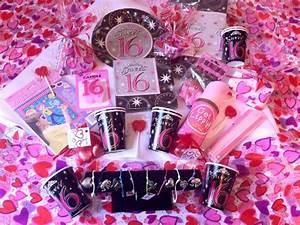 16th Birthday Party Ideas : The Cute 16th Birthday Gift