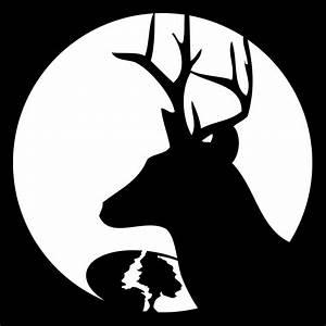 Best, Whitetail, Deer, Pumpkin, Stencil, Vector, File, Free, U00bb, Free, Vector, Art, Images, Graphics, U0026, Clipart