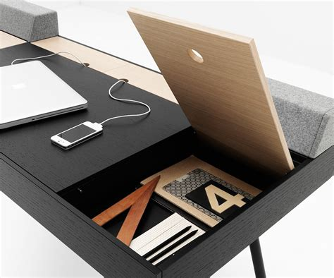 office bureau cupertino by boconcept the minimalist desk