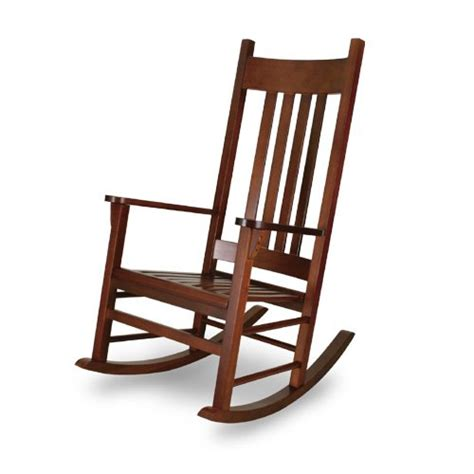 where to find a great wooden rocking chair without paying