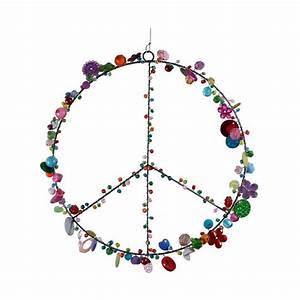 Perlen Peace Zeichen, Just Be – Kaufhaus der Lebensfreude