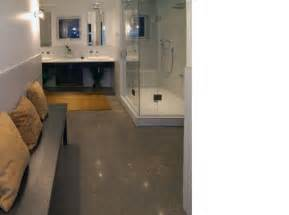 concrete bathroom floor pin by lisa gervais on for the home pinterest