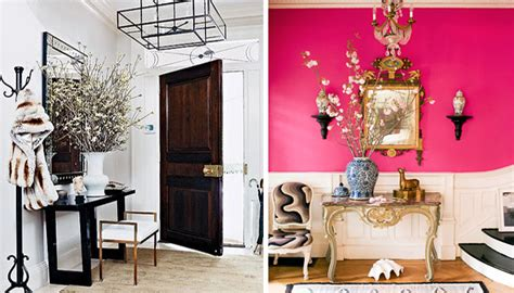 Small Entryways & Foyers Design Decor Inspiration