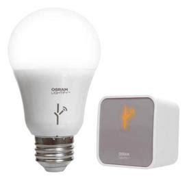 shop sylvania lightify 60w equivalent 2 700k a19