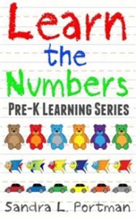 learn  numbers pre  learning series   sandra  portman