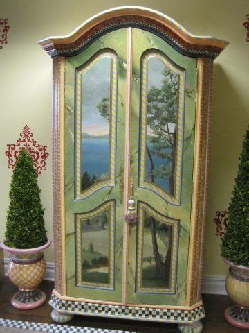 kitchen cabinet auction ny mackenzie childs kitchen armoire apr 26 2014 the