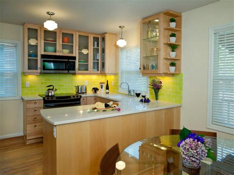 Kitchen Rehab Ideas - u shaped kitchen design ideas pictures ideas from hgtv hgtv