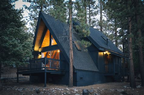 1970s A-frame Cabin Transformed Into Light-filled Modern