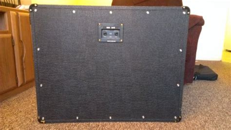 marshall 1936 2x12 cabinet marshall 1936 2x12 guitar cabinet closed back reverb