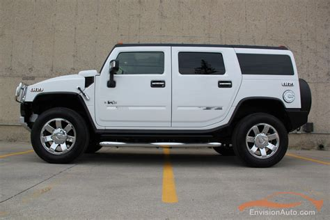 luxury hummer 2009 h2 hummer luxury pkg suv envision auto