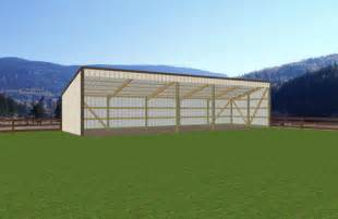 13 w x 45 l x 7 h open sided shed at menards 174