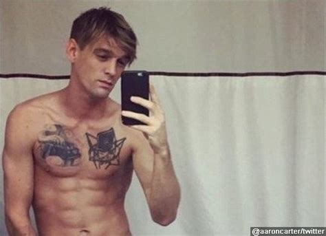 Aaron Carter Suffers From Hiatal Hernia Discusses Anxiety