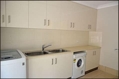 kitchen laundry designs laundry designs gallery quality brisbane cabinetmaker 2128