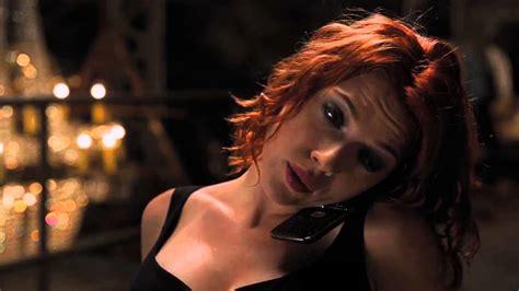 Avengers Natasha Romanoff Interrogation Scene Youtube