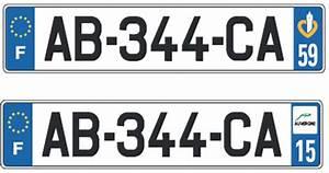 Trouver Proprietaire Plaque Immatriculation : plaque d immatriculation france automobile garage si ge auto ~ Maxctalentgroup.com Avis de Voitures