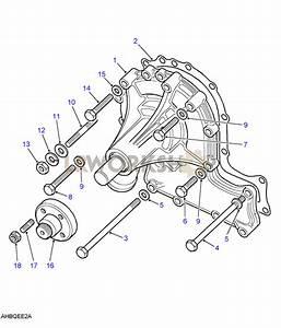Water Pump-viscous - V8 3 5l Carburetter