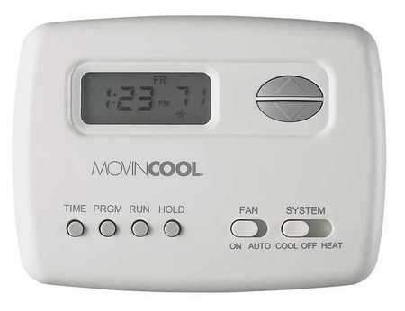 movincool millivolt thermostat la  zorocom