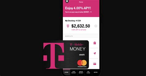 Yt Mobile by T Mobile Just Launched Its Own Checking Account Service
