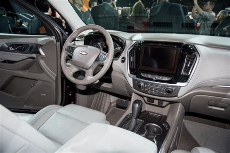 2019 Chevrolet Traverse What's New  Gm Authority