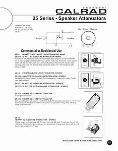 70 Volt Audio System Wiring Diagram