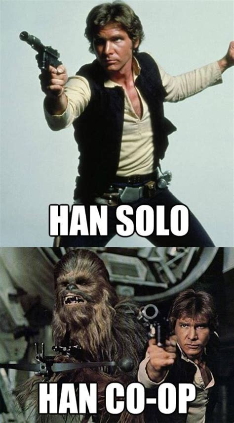 Han Solo Memes - image 727271 star wars know your meme
