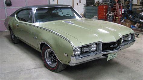 15,000 Mile Survivor: 1968 Oldsmobile 442