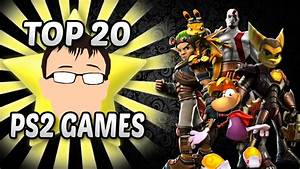 Top 20 Ps2 Games 20 11 Badmanu002639s 10k Special Youtube