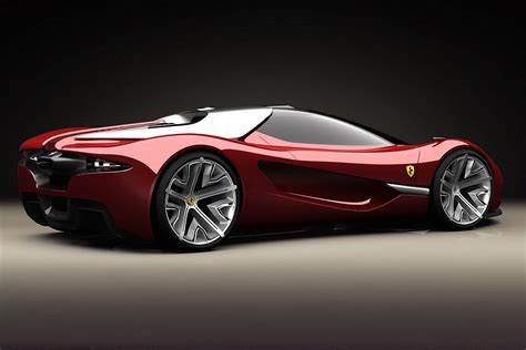 ferrari supercar samir sadikhov s xezri supercar concept for ferrari world