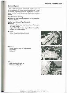 Kawasaki Teryx Fi 4x4 Sport Full Service Repair Manual