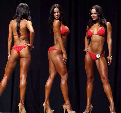Lori Harder Bikini And Figure Competition On Stage Pinterest