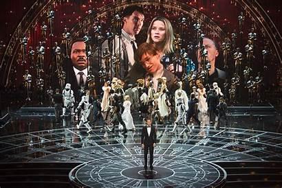 Academy Awards Oscar Moments 87th Oscars Awkward