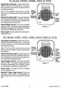Hunter Humidifier Manual L0601200
