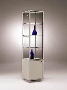 Vitrine A Poser : vitrine poser square avec soubassement vkf renzel france sas ~ Melissatoandfro.com Idées de Décoration