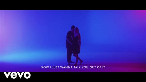 Talk You Out Of It (lyric Version